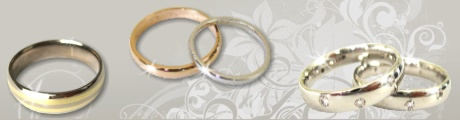 Wedding rings, Diamond bands, Matching Bridal ring sets in gold or platinum. Diamonds & Jewels